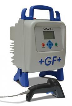 MSA 2.1 Automatisches Elektroschweissgerät mit Protokollierung