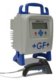 MSA 4.0  Elektroschweissgerät mit Produktrückverfolgung und GPS Funktion