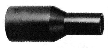 Reduktion PE100 SDR17/17,6