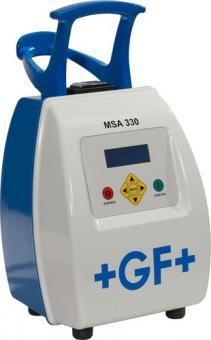 MSA 330 Elektroschweissgerät mit Protokollierung