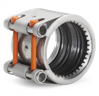 UNI-Combigrip L PN10 Kunststoff / Stahlrohr
